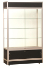 Upright Display Cabinets