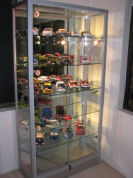 Showcase And Display Manufacture Stunning Top Quality Model Cabinets Collectors Trophy For The Private Home
