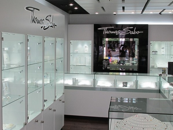 Showcases Amp Display Cabinets Jewellery Showcases