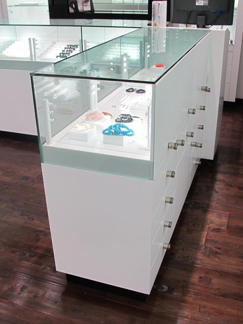 Jewellery Counter Displays